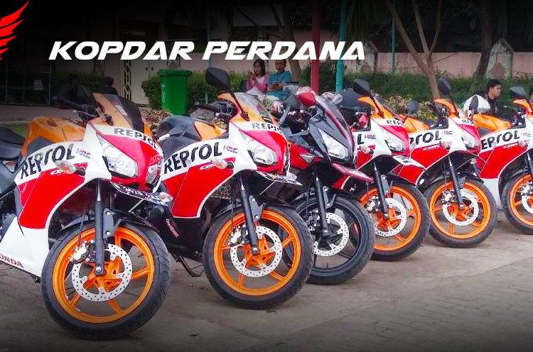 CBR Tangerang Kopdar Perdana