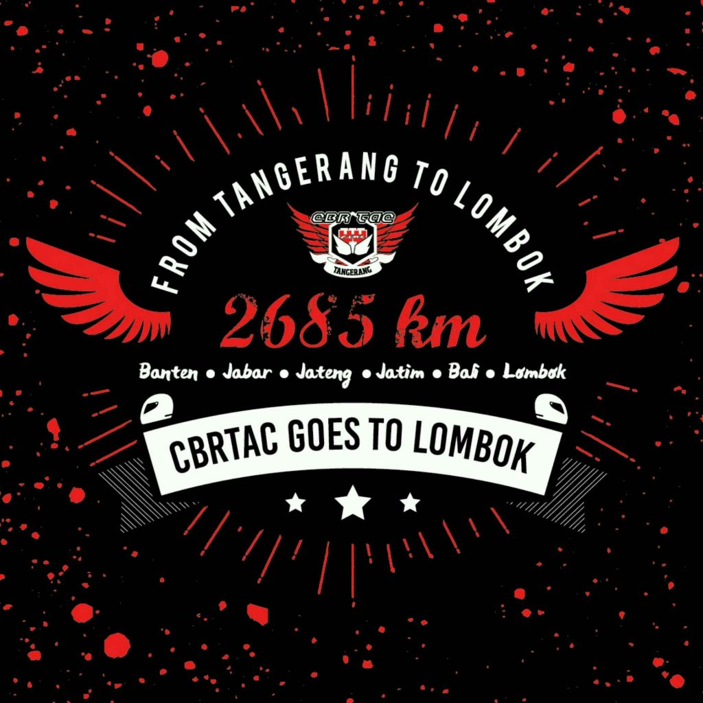 CBRTAC goes to lombok